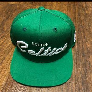 Adidas Boston Celtics Snapback Hat